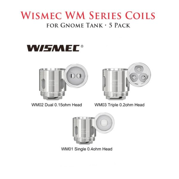 Wismec WM Coils