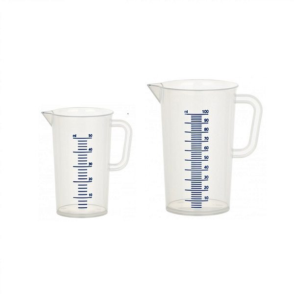 Messbecher 50ml & 100ml