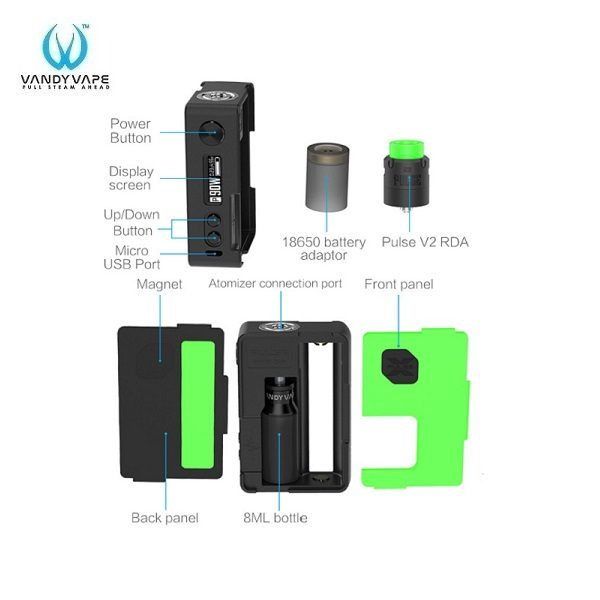 Vandy Vape Pulse X Special Edition Squonker
