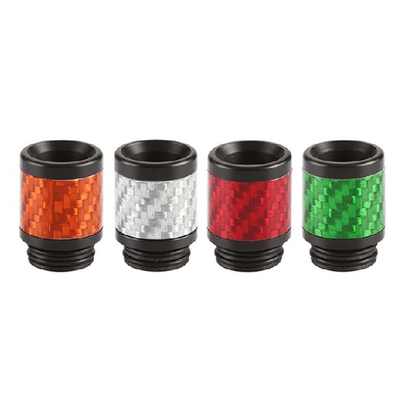 Resin Carbon Drip Tip 810 Titel