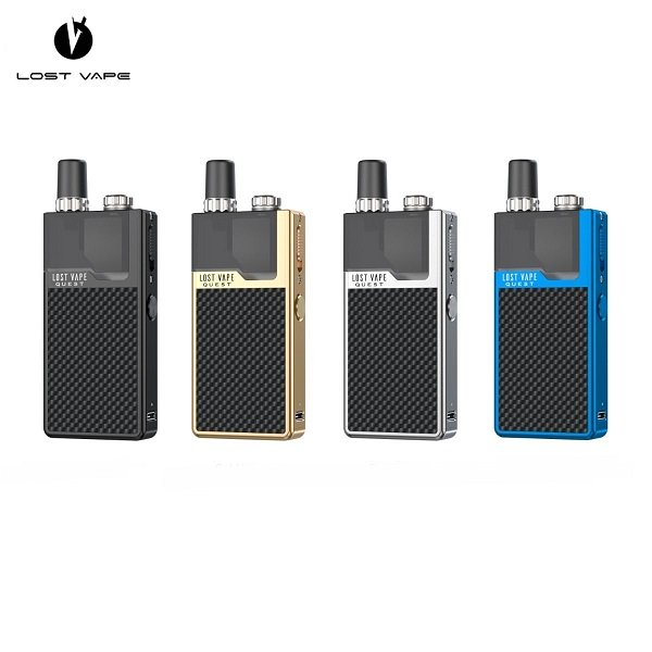 Lost Vape Orion Q Titel