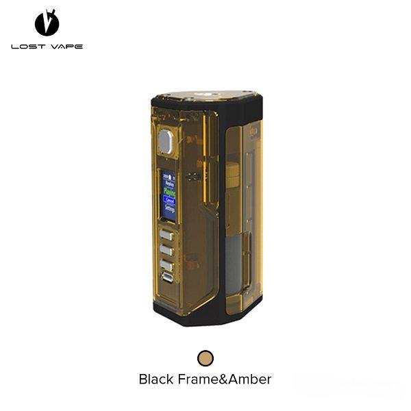 Lost Vape Drone DNA250C Black Frame & Amber