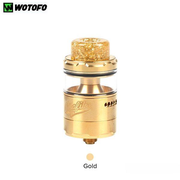 Wotofo Profile Unity RTA Gold