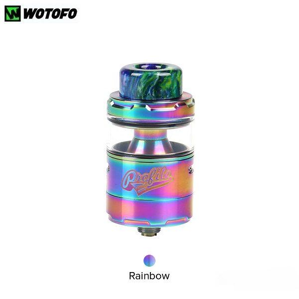 Wotofo Profile Unity RTA Rainbow