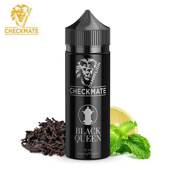 Dampflion Checkmate Black Queen Aroma
