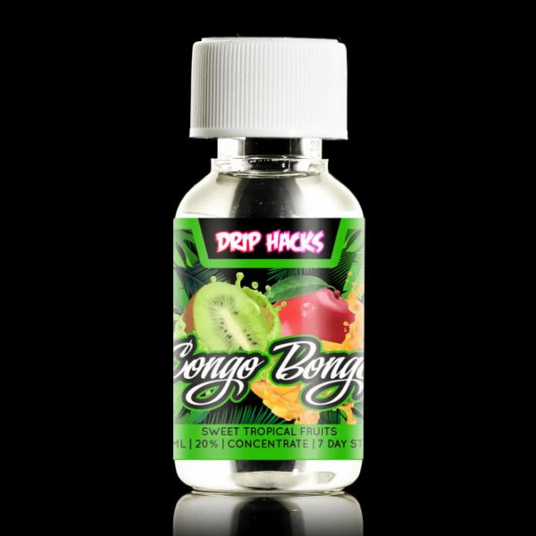Drip Hacks Congo Bongo Aroma