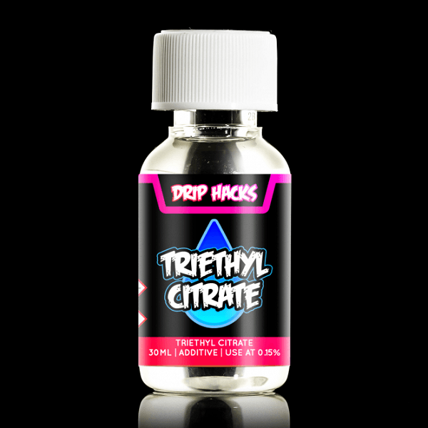 Drip Hacks Triethyl Citrate Geschmacksstoff