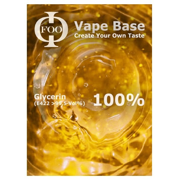 Foo E-Liquid Base 100VG Schweiz