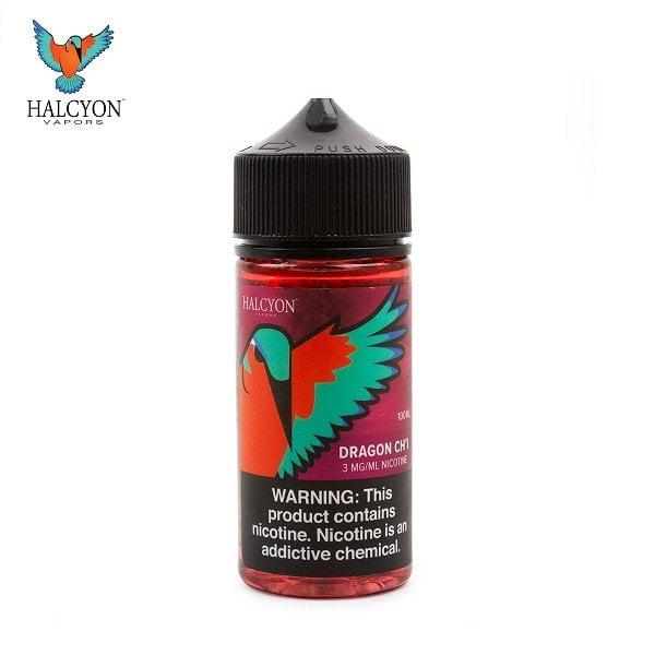 Halcyon Dragon Ch'i Liquid