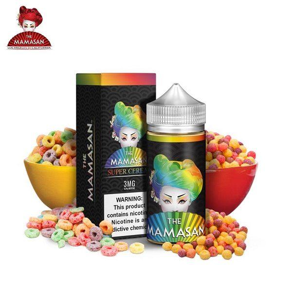 The Mamasan Super Cereal Liquid