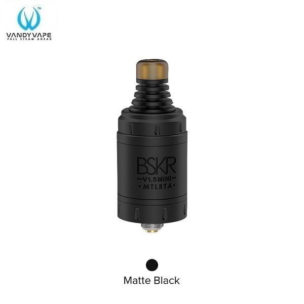Vandy Vape Berserker V1.5 MTL RTA Black