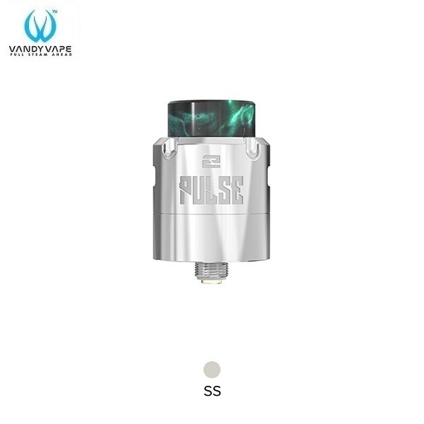 Vandy Vape Pulse V2 RDA Stainless Steel