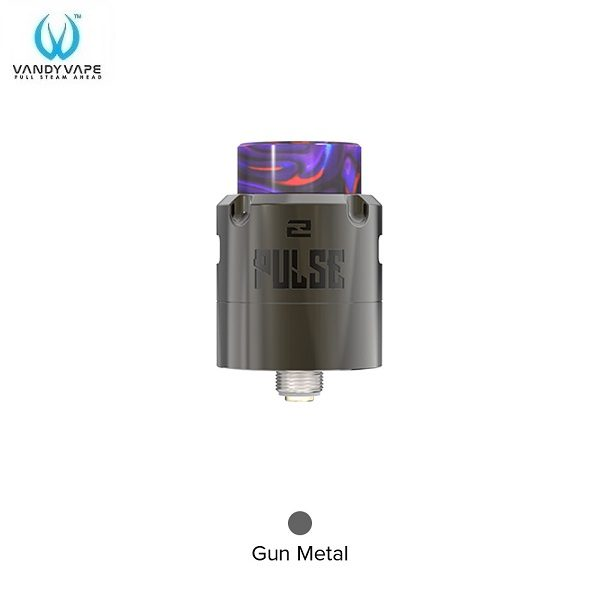 Vandy Vape Pulse V2 RDA Gun Metal