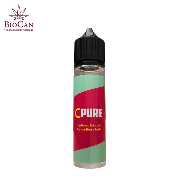 CPURE Canna-Berry Liquid