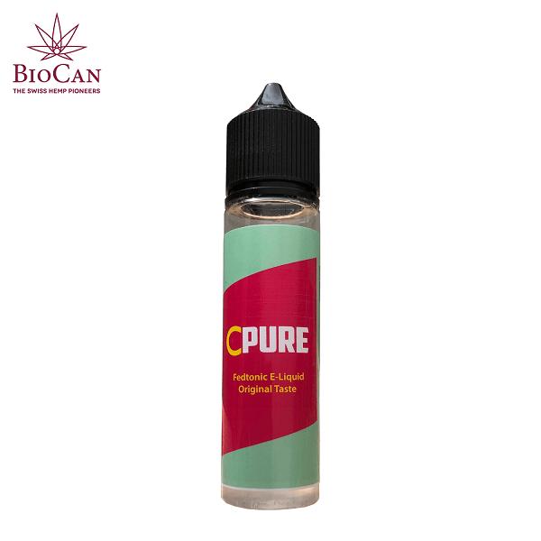 CPURE Original Fedtonic Liquid