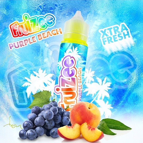 Fruizee Purple Beach Shortfill Liquid