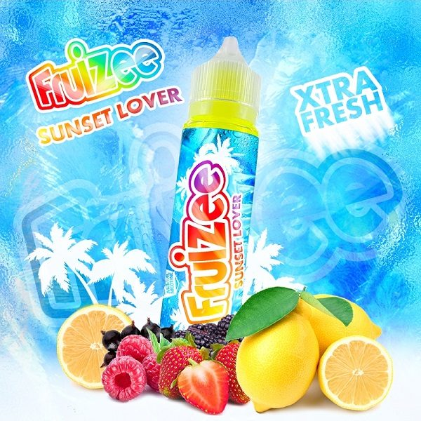 Fruizee Sunset Lover Shortfill Liquid