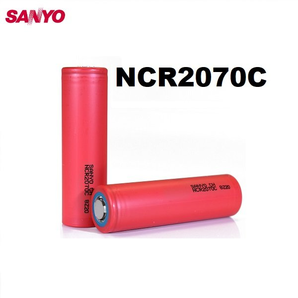 Sanyo NCR2070C Akku