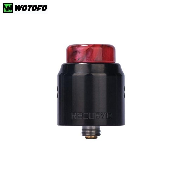 Wotofo Recurve Dual RDA Black