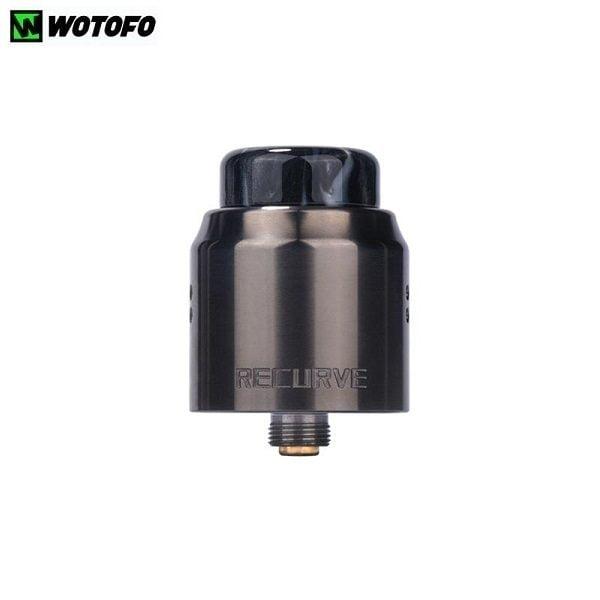 Wotofo Recurve Dual RDA Gunmetal