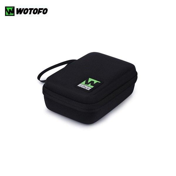 Wotofo Vape Carry Case Reissverschluss