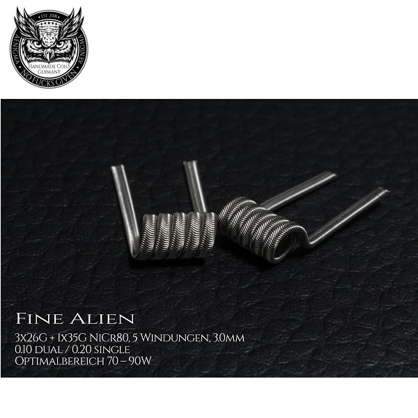 Aenigma Fine Alien Coil