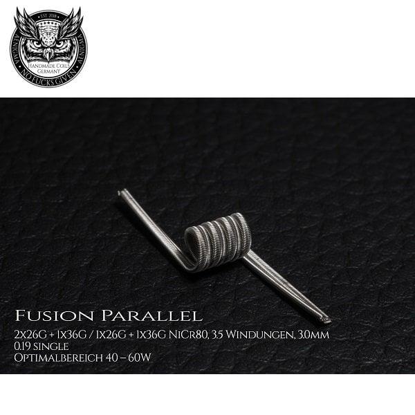 Aenigma Fusion Parallel Coil 0.19 Ohm