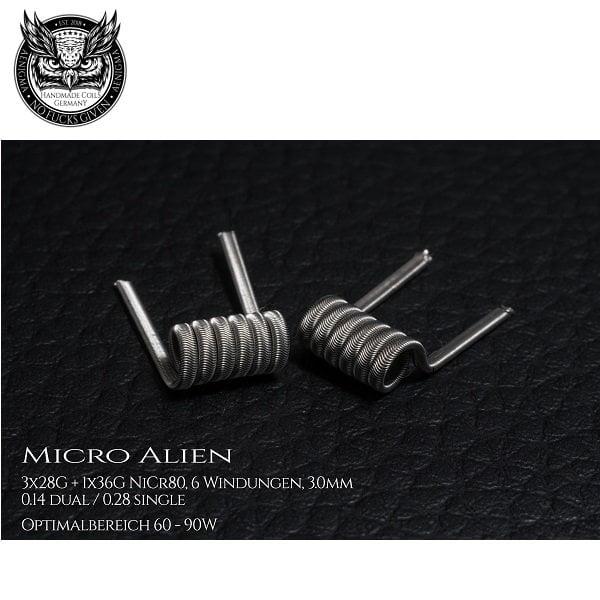 Aenigma Micro Alien Coil
