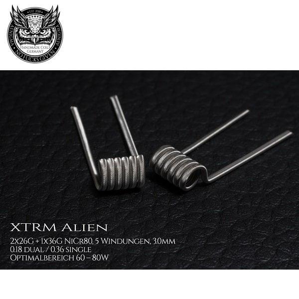 Aenigma XTRM Alien Coil