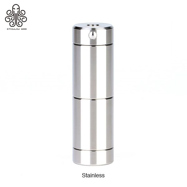 Cthulhu Tube Mod Stainless Steel