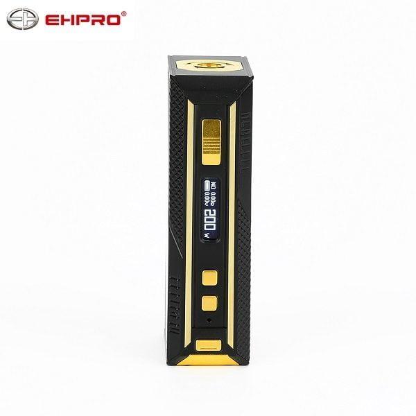 Ehpro Cold Steel 200 Akkutraeger Display