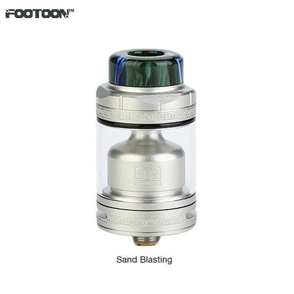 Footoon Aqua Master V2 RTA Sand Blasting