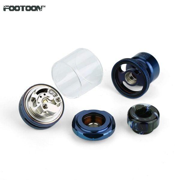 Footoon Aqua Master V2 RTA Drip Tip