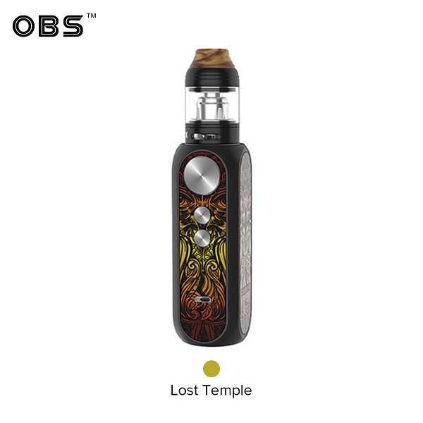 OBS Cube X Kit Lost Temple