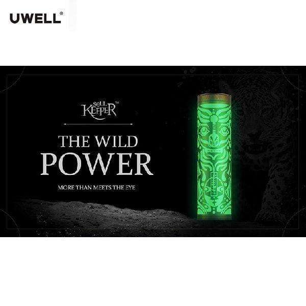 Uwell Soulkeeper Tube Mod Fluoreszierend