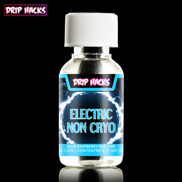 Drip Hacks Electric Non Cryo Aroma