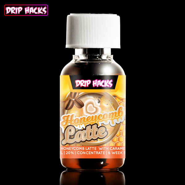 Drip Hacks Honeycomb Latte Aroma
