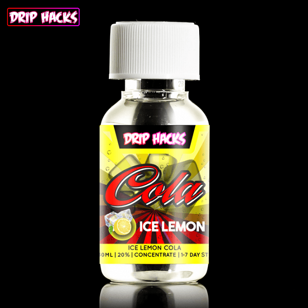 Drip Hacks Ice Lemon Cola Aroma