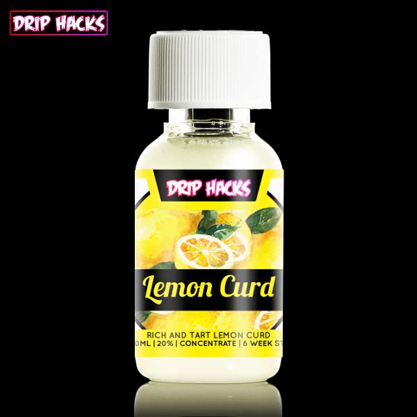 Drip Hacks Lemon Curd Aroma