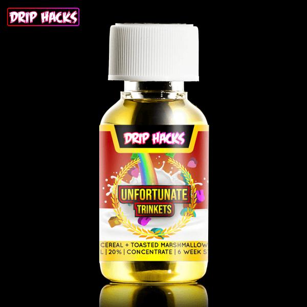 Drip Hacks Unfortunate Trinkets Aroma