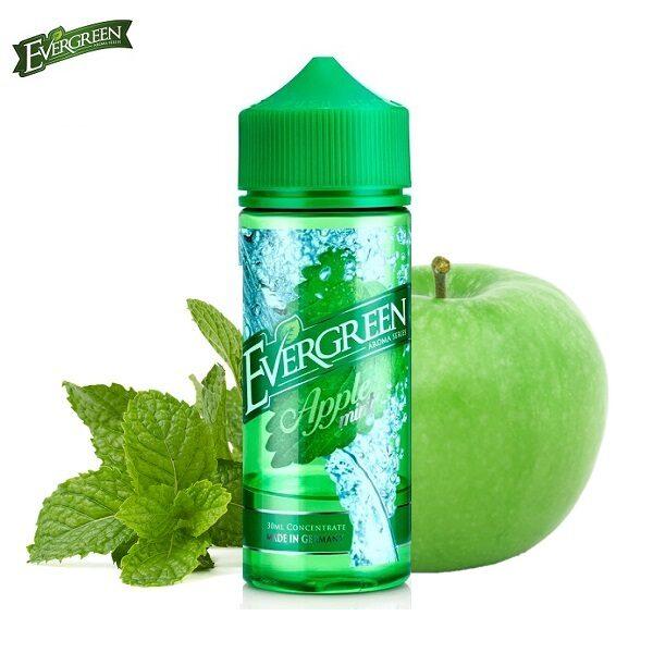 Evergreen Apple Mint E-Liquid