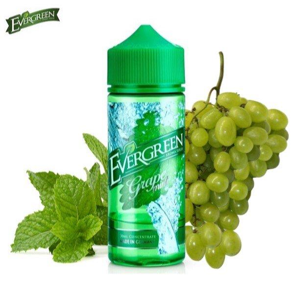 Evergreen Grape Mint E-Liquid