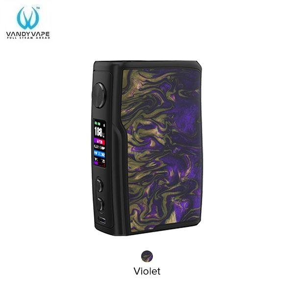 Vandy Vape Swell Akkutraeger Violet