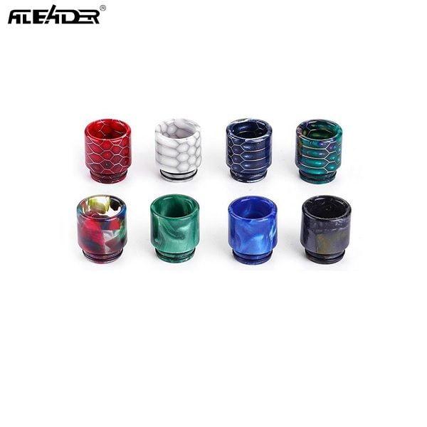Aleader Resin Drip Tip 810 Titel