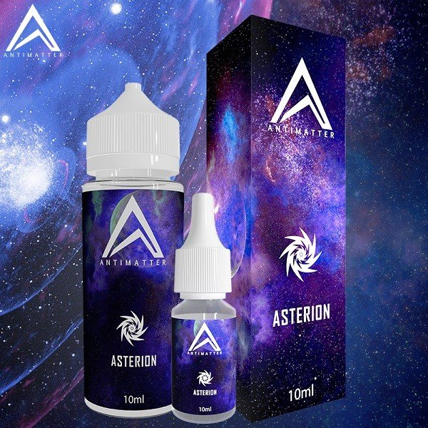 Antimatter Asterion Aroma Titel