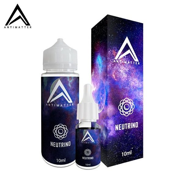 Antimatter Neutrino Aroma Flasche