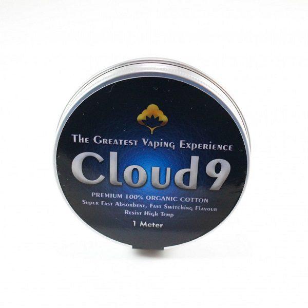 Cloud 9 Cotton Titel