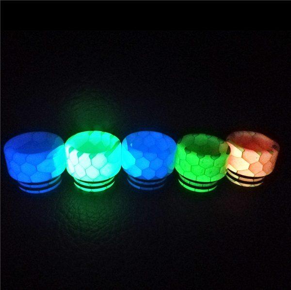 Noctilucent Drip Tip 810 Leucht