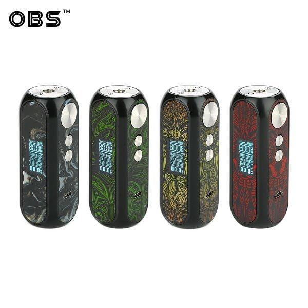 OBS Cube X Akkuträger Titel