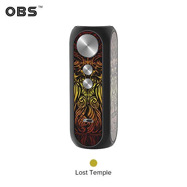 OBS Cube X Akkutraeger Lost Temple